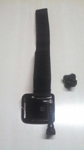suporte de pulso  gopro hero  1 / 2 / 3 / 3+ / sj4000 bastão