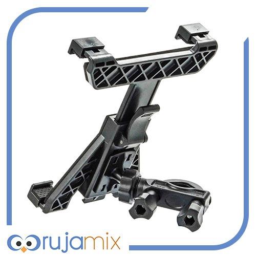 suporte de tablet para banco de carro microfone e pedestal