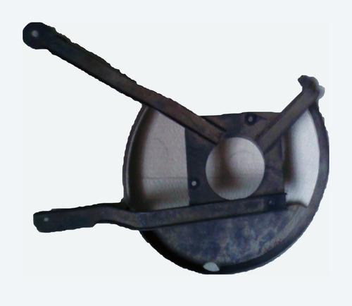 suporte defletor ventoinha auxiliar del rey cht com ar origi