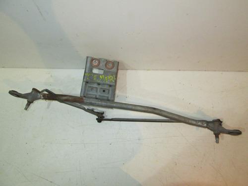suporte do motor e braço limpador parabrisa tempra 9107