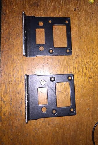 suporte do nobreak apc smart-ups 2200 2u rack usb e porta
