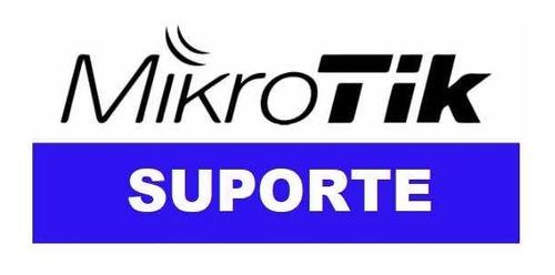 suporte e configuração mikrotik