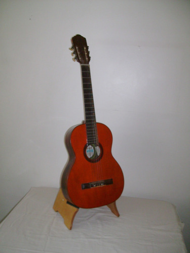 suporte em madeira para violão, guitarra, baixo