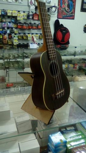 suporte em mdf sônica para ukulele