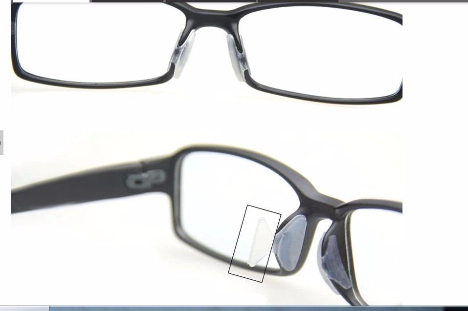 7683ae89fbae8 suporte em silicone incolor p  óculos acetato frete grátis. Carregando zoom.