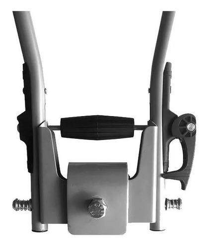suporte engate bike transbike universal p/ 3 bikes eqmax c3x