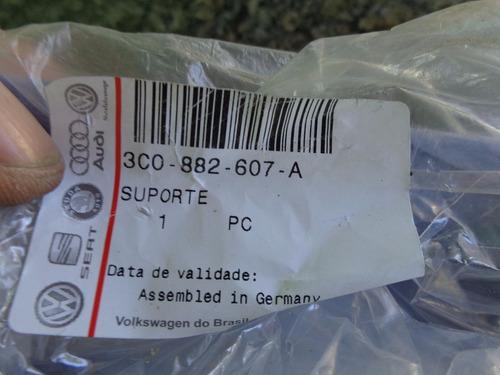 suporte extintor incedio b 3c0882607a original vw