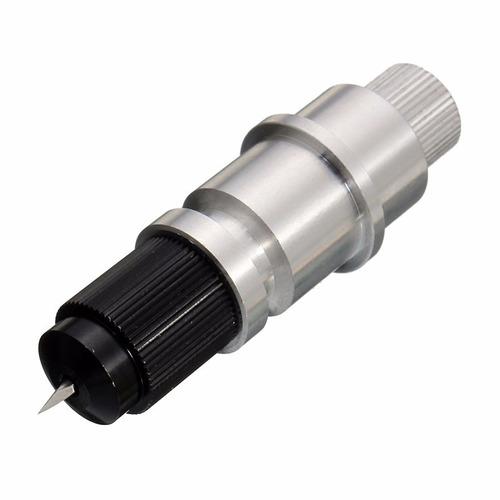 suporte faca plotter graphtec cb09 cb09u com lâminas 30º 45º 60º silhoutte cameo - frete grátis carta registrada