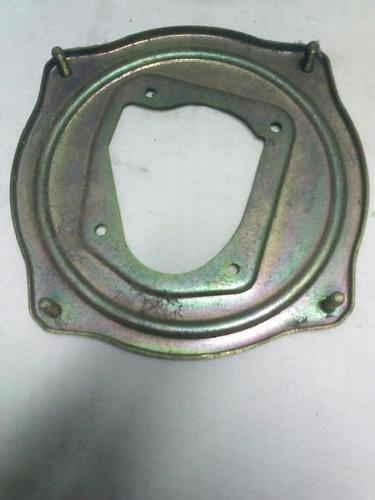 suporte flange filtro ar opala 81 92 adaptador gm carburador