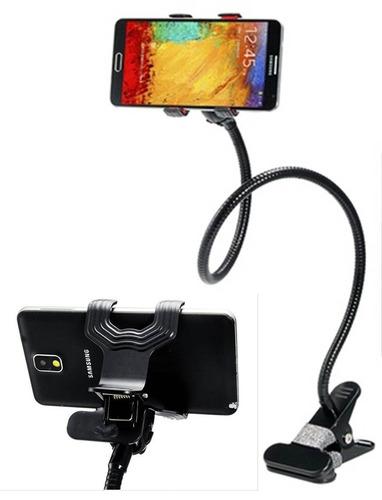 suporte flexivel mesa para celular samsung pocket 2 g110