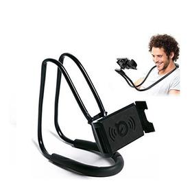 Suporte Flexível Para Smartphones E Tablets Holder Lazy Neck