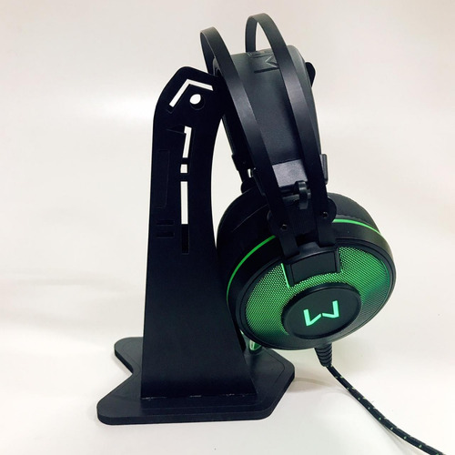 suporte fone ouvido headset headphone