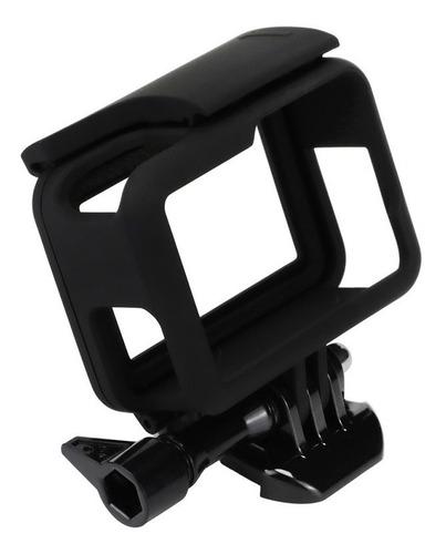 suporte frame gopro hero 5 6 7 black / 7 white / 7 silver
