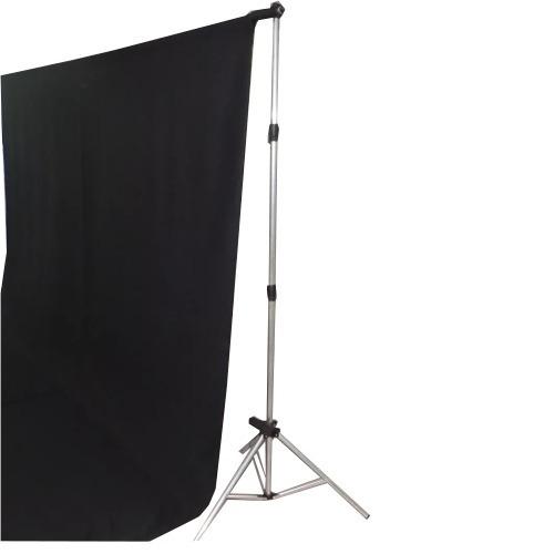 suporte fundo infinito+ bolsa+ 16 presilhas fotográfica pro