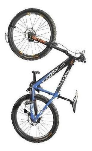 suporte gancho de parede para 1 bicicleta altmayer al-09
