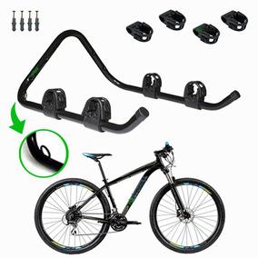 c799cb684 Suporte Bicicleta Parede - Suportes para Bicicletas no Mercado Livre Brasil