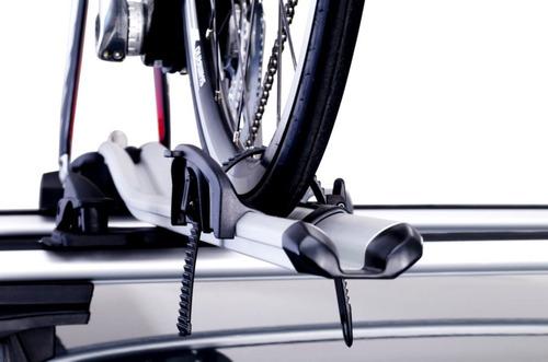 suporte garfo thule bike para teto do carro outride 561
