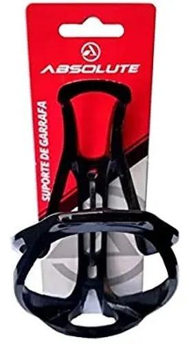 suporte garrafa caramanhola bike absolute nero 33gr mtb spd