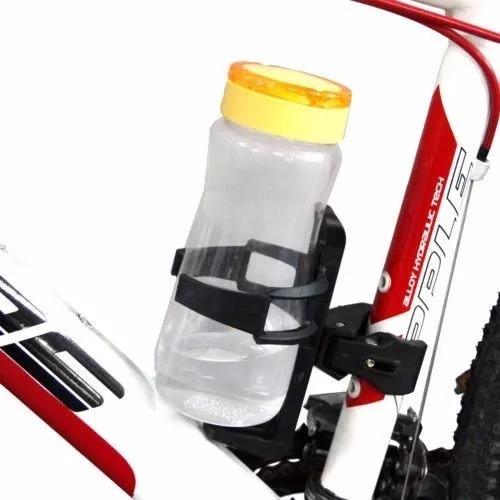 fd8c7c80eb5 Suporte Garrafa Porta Caramanhola Bicicleta Acessorios Bike - R$ 39,90 em  Mercado Livre