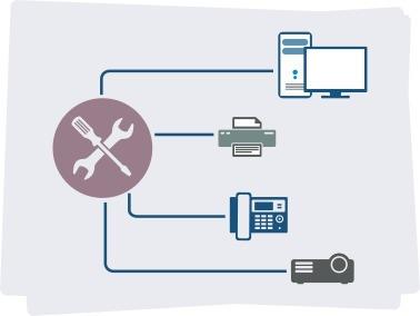 suporte geral em informática via acesso remoto