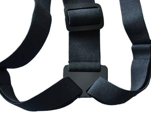 suporte go peitoral peito câmeras pro acessório ajustável