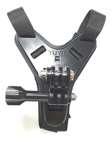 suporte gopro capacete cross - dudacell