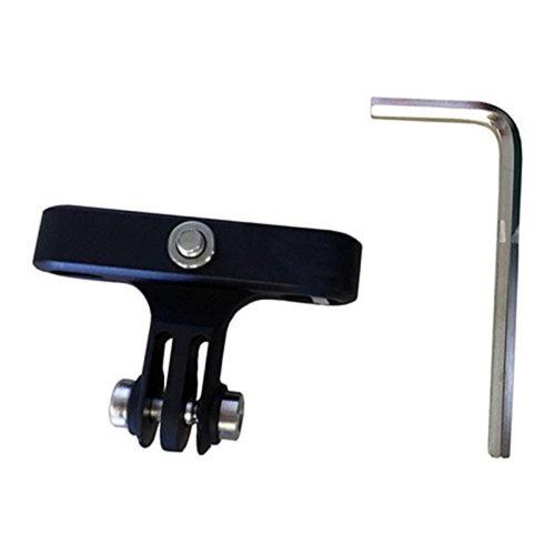suporte gopro para bike ambsm-001 pro seat rail mount gopro