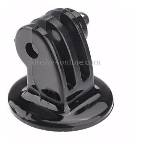 suporte gopro regulador ventosa sucção a vácuo tripod mount
