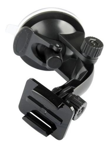 suporte gopro ventosa a vácuo p/painel e párabrisa de sucção