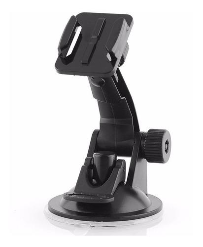 suporte gopro vidro carro ventosa sj4000 suction sportscam