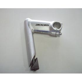 Suporte Guidão Mesa Alumínio Bicicleta Speed Caloi 10 90 Mm