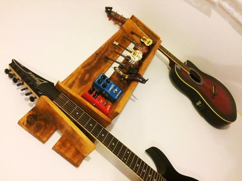 suporte guitarra, instr