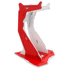 Suporte Headset Rise Gaming Venon Pro - White And Red