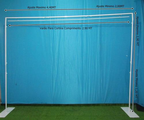 suporte hiper mega  p/ painel banner balão,2 pes,promoção!!!