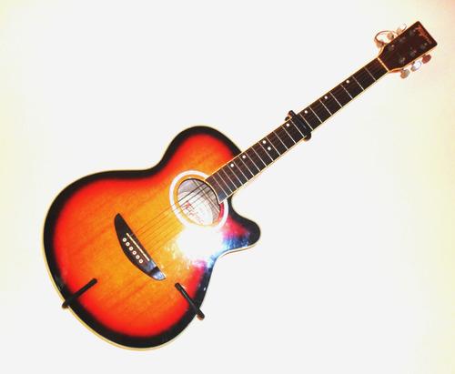 suporte horizontal  violão, guitarra, baixo, cavaquinho etc.