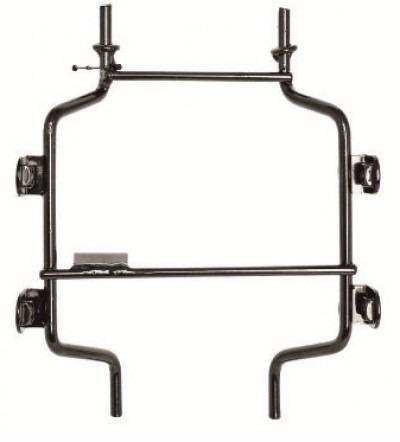 suporte instrumentos honda twister 250 chapam farol painel