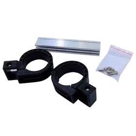 Suporte Kit Carona Lnb Universal Clamp Haste Alumínio 11cm