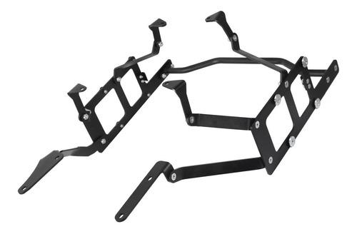 suporte lateral para bau side case roncar bmw gs 1200 13/17