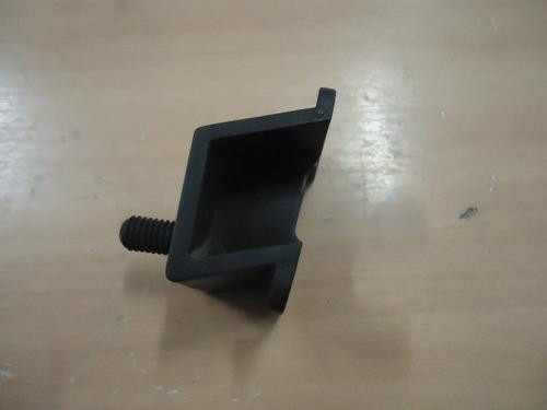 suporte lateral para choque traseiro santana 2 unidades