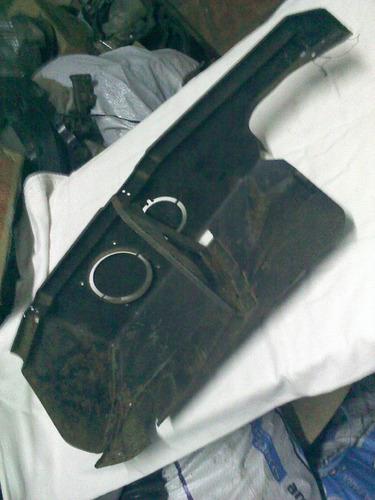 suporte lateral tampao porta mala monza hatch ld gm original