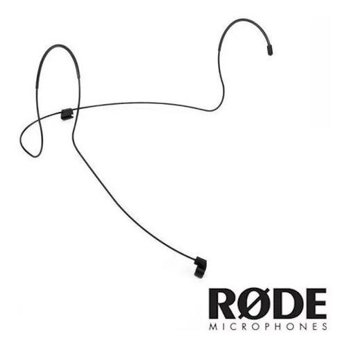 suporte lav-headset medium para microfones de lapela rode