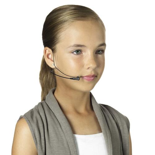 suporte lav-headset small para microfones de lapela rode