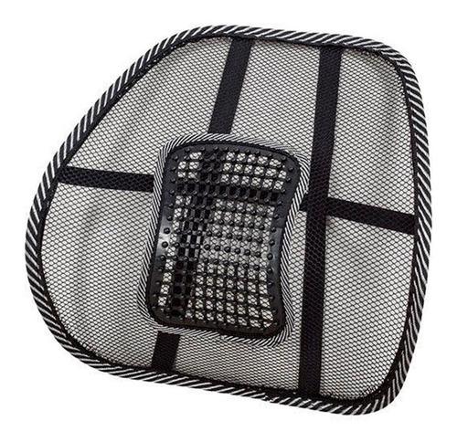 suporte lombar almofada para cadeiras alivia dor nas costas