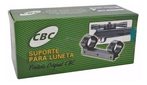 suporte luneta mount único 4x32mm cbc reforçado original