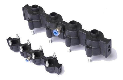 suporte máquina limpeza bicos injetores linha zetec(4 bicos)