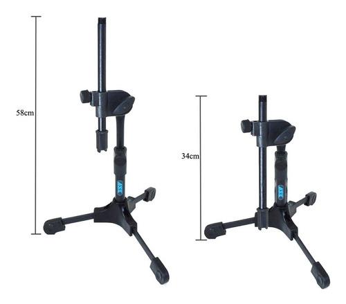 suporte microfone ask mb mini girafa bumbo cajon mesa microfonar cubo amplificador caixa guitarra baixo com nota fiscal