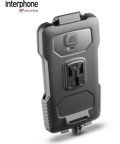 suporte moto procase interphone samsung s6 - s6 edge - s7