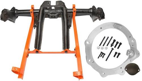 suporte motor ap no fusca completo - adap brasil