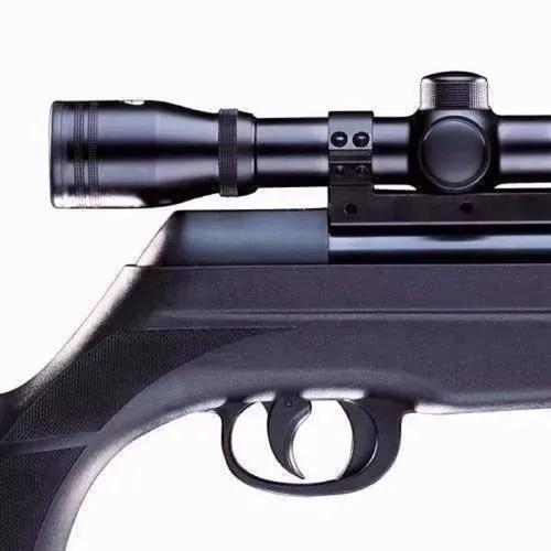 suporte mount único luneta trilho 11mm cbc rossi gamo hatsan