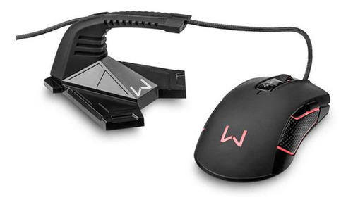 suporte mouse bungee warrior wally ac342